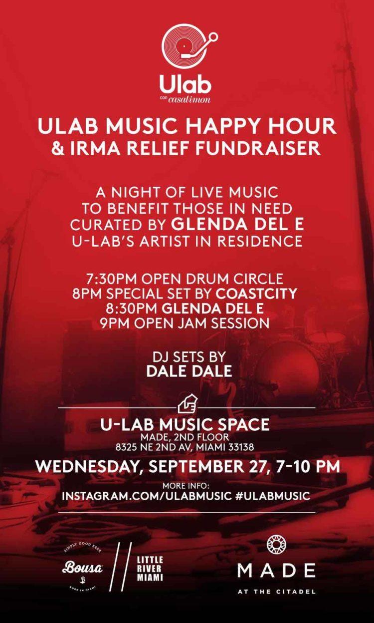 Ulab Fundraising